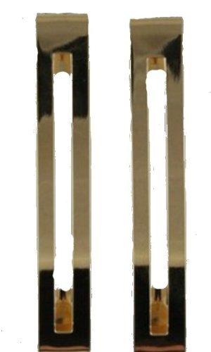 Haarspangen / Haarclip, gold, 2 Stück Set