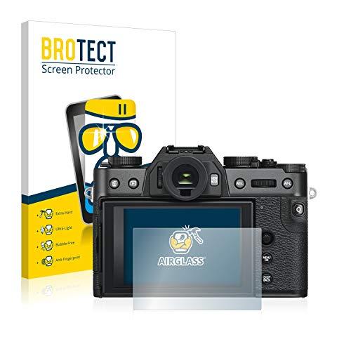 brotect Protection Ecran Verre Compatible avec FujiFilm X-T30 Film Protecteur Vitre 9H Anti-Rayures, AirGlass
