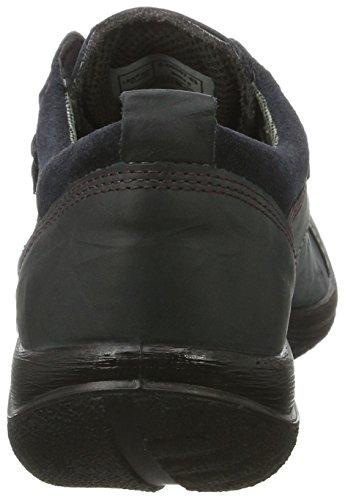 Legero Milano, Sneaker Basse Donna Blau (moonlight)