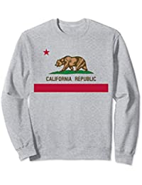 California Republic Flag Sudadera