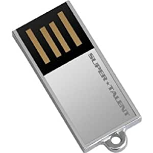 Supertalent Pico-C Flash Memory 8 GB USB 2.0 USB-Stick
