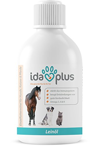 AniPlus – Leinöl 500 ml für Pferde - 2