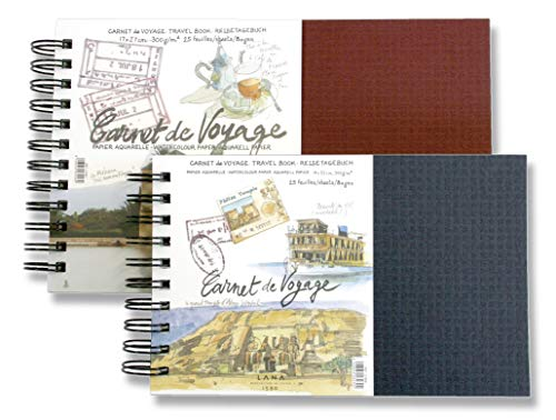 Zoom IMG-2 lana diario di viaggio carnet