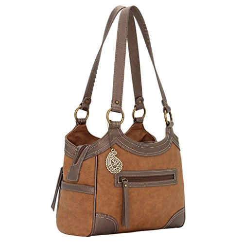 Banadana From American WestÊtop-handle Bags - Sacchetto donna tanned