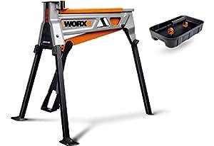 WX060.1 Worx - Jawhorse® station de travail portable avec étau.