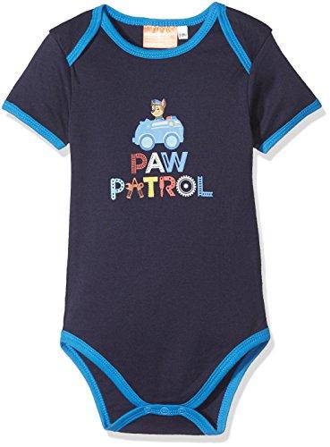 Nickelodeon-strampler (Nickelodeon Paw Patrol Baby Jungen Body (3 Monate, Marineblau))