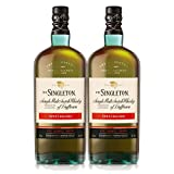 Singleton Of Dufftown Spey Cascade, 2er, Malt, Whisky, Scotch, Alkohol, Alkoholgetränk, Flasche, 40%, 700 ml, 694865