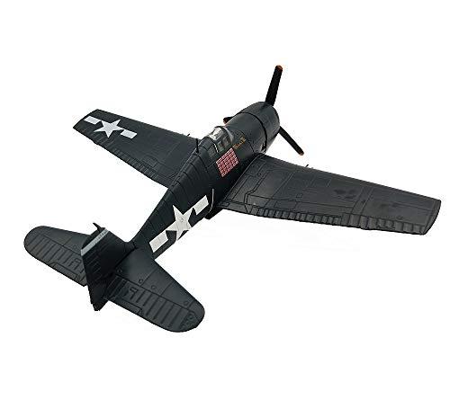 EP-model Flugzeugmodell, Weltkrieg Weapons Us F6F Bomber Fertigproduktsimulationsmodell, Retro-Militärdekoration Nicht-Souvenir-Souvenirs Us-bomber