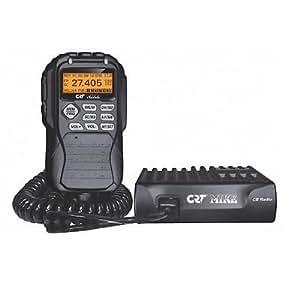POSTE CB CIBI EMETTEUR RECEPTEUR CRT MIKE 40 CANAUX AM/FM + ANTENNE 30cm
