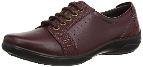 Padders - Sonnet, Scarpa da Donna Rosso(Rot (Wine))