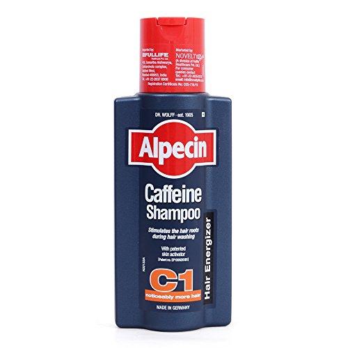 Alpecin Caffeine Shampoo, Stimulates the hair roots ,250 ml