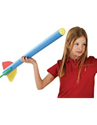 DON LAST MAN STANDS Kids Activity Olympics Athletics Throwing Foam Javelin 90cm (Pack Of 2)