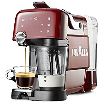 Lavazza máquina Café Fantasia, 1200 W Rubin Red: Amazon.es ...
