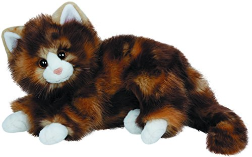 Ty Classic Jumbles The Calico Cat Plush Toy