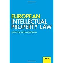 European Intellectual Property Law