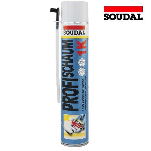 Preisvergleich Produktbild SOUDAL Profi Montageschaum / Füllschaum B2 - 750ml