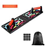 GOAMZ Push Up Board 9 in 1 Gym Fitness System voor Body Training Push-up Board voor trainingen