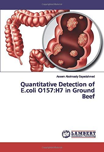 Quantitative Detection of E.coli O157:H7 in Ground Beef