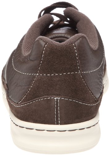 Crocs LoPro Lace-up Sneaker, Chaussures basses homme Marron (Espresso/Stucco)