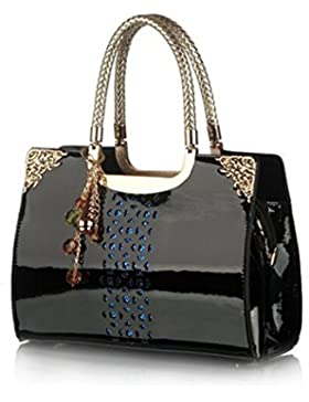 Leder Handtasche für Damen Designer Taschen für Shopper School Schultertaschen