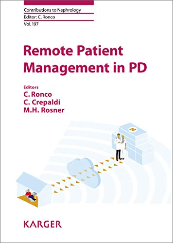 Remote Patient Management in Peritoneal Dialysis (Contributions to Nephrology Book 197) (English Edition)
