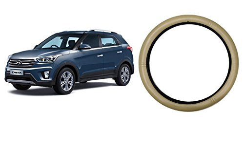 vheelocityin highly quality steering cover plain for hyundai creta Vheelocityin Highly Quality Steering Cover Plain For Hyundai Creta 41c8p9XFCAL