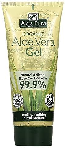 Aloe Pura Organic Aloe Vera Gel, 200 ml