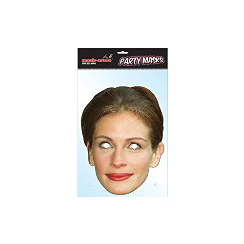 Mask Arade Kostüme (Julia Roberts Celebrity Face)