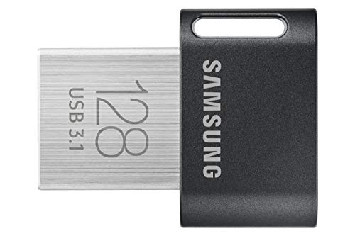 Mini-500 Gb Usb (Samsung MUF-128AB/EU USB 3.1 Flash Drive FIT Plus 128 GB bis zu 300 MB/s)