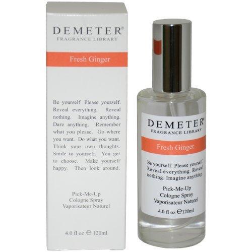 Demeter Fresh Ginger Cologne Spray 120ml -