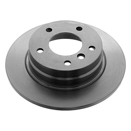 Preisvergleich Produktbild febi bilstein 01725 Bremsscheibensatz (hinten, 2 Bremsscheiben), Lochzahl 5