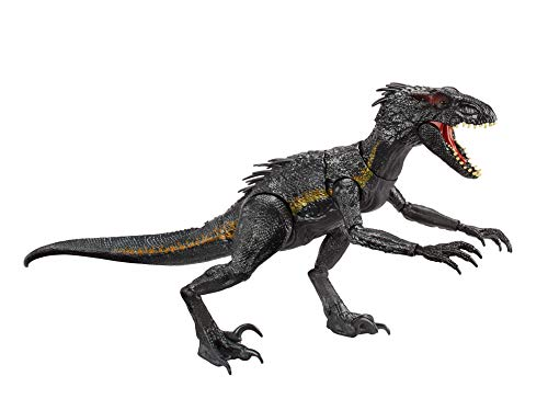 Jurassic World-FLY53 Dinosaurio Indoraptor Luces Y Sonidos, (Mattel FLY53)