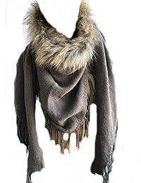 b318f67546 Mala Alisha - Sciarpe e stole / Accessori: Abbigliamento - Amazon.it