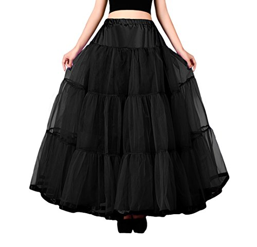 Bridal_Mall -  Gonna  - Donna Nero