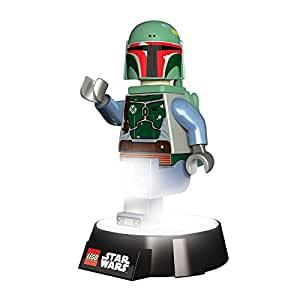 lego lg0tob8 lampe de bureau star wars boba fett jeux et jouets. Black Bedroom Furniture Sets. Home Design Ideas