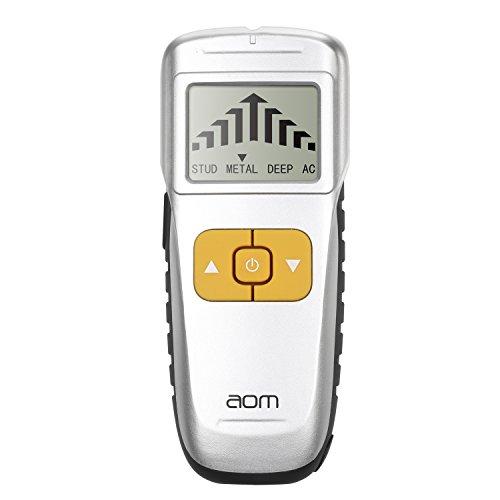 4 in 1 Multifunktions Ortungsgerät Wand Detektor mit Sound Warnung für Metall ,Holz ,AC Spannungsführenden Leitungen,Rohre, Deep