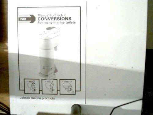 Toilette mit Handpumpe,