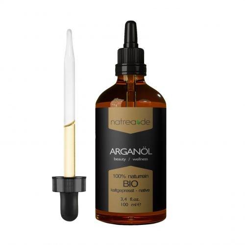 Natrea Arganöl | kaltgepresst ✔ für Gesicht -...