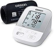 OMRON X4 Smart Misuratore di Pressione Arteriosa da Braccio - Apparecchio Portatile per Misurare la Pressione