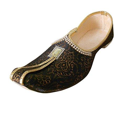 Kalra Creations, Pantofole uomo Black