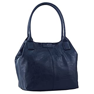 Tom Tailor Acc MIRIPU 10990 Damen Shopper 44x28x18 cm (B x H x T), Blau (blau 50)