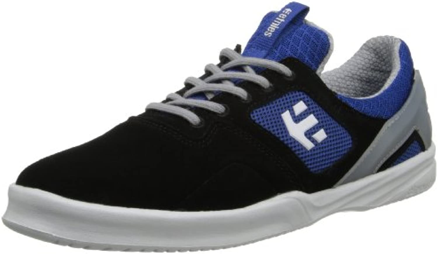 Etnies HIGHLIGHT Low Top Shoe BLACK BLUE GREY