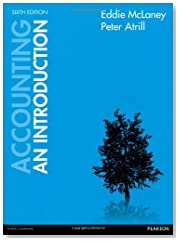 Accounting: An Introduction with MyAccountingLab access card
