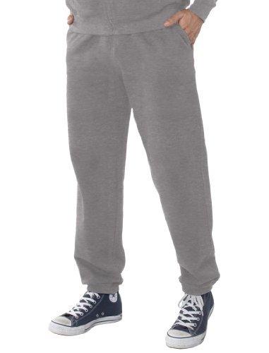 Qualityshirts Jogginghose, Gr. 6XL, silber