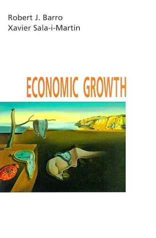 Economic Growth by Robert J. Barro (1998-11-20)