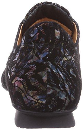 Think!  CHILLI Halbschuh, Derbies à lacets femmes Multicolore - Mehrfarbig (MULTICOLOUR 99)