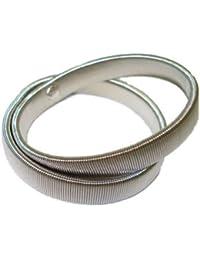 Tartanista - Bracelets pour manches de chemise - argenté
