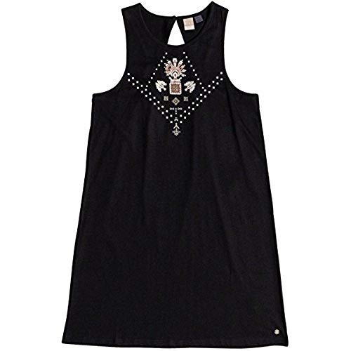 Roxy - - Sedona Dress Tank Dress für Junge Frauen, Small, Anthracite -