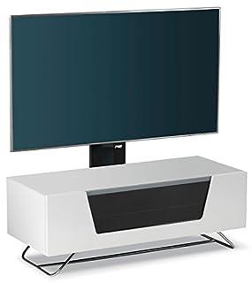 Alphason Chromium White Cantilever TV Stand (B00FS0BHOK) | Amazon price tracker / tracking, Amazon price history charts, Amazon price watches, Amazon price drop alerts