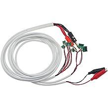 ASIV- Telefono Cellulare Dedicato Riparazione Potenza Linea Potenza Cavo con 14 Solido Rame Filo per iPhone 4/ 4S/ 5/ 5S/ 6/ 6Plus